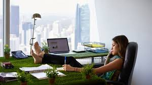 new office design trends. Going Green: Five Office Design Trends To Watch This Year New A