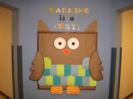 owl theme classroom