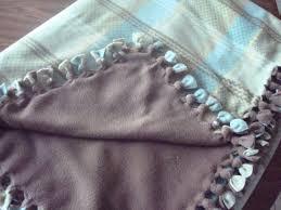 Best 25+ Fleece tie blankets ideas on Pinterest | Tie blankets ... & No-Sew Fleece Blanket. Great for baby shower Adamdwight.com
