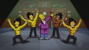 445 Treehouse Of Horror XX  Me Blog Write GoodThe Simpsons Treehouse Of Horror 20