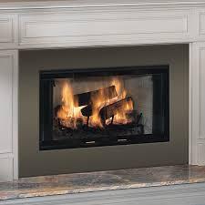royalton radiant wood burning fireplace 36