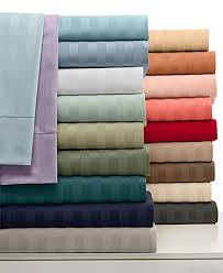 charter club sheets macys closeout charter club damask stripe sheet sets 500 thread count