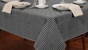 table large paper black round tablecloth patio linens tablecloths looking plastic covers bulk inch good cover