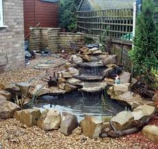 Small Picture Small Backyard Pond Designs Gallery Of Small Backyard Pond