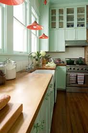 Kitchen Floor Colors 17 Best Ideas About Mint Kitchen On Pinterest Mint Green Kitchen