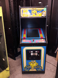Ms Pacman Cabinet Marias Ms Pac Ms Pac Man Resto Mod 1st Personal Cab