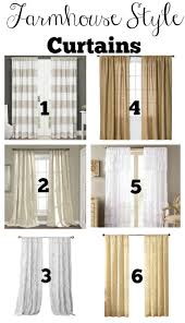 Rustic Living Room Curtains 17 Best Ideas About Rustic Curtains On Pinterest Rustic Living