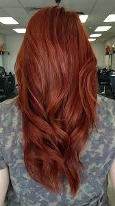 Redhead Vlasy V Roce 2019 Zrzavé Vlasy účesy A Sestřihy