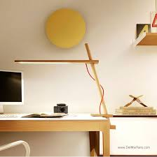 desk top accent lighting with swing arm and floor lamps too