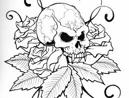 26 Awesome Tattoo Coloring Pages