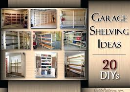diy garage storage plans garage shelving plans better homes and gardens diy garage storage plans diy