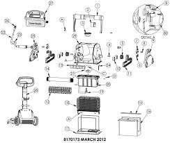 parts diagram tronics dolphin heavy duty blue marina pool parts diagram tronics dolphin heavy duty blue