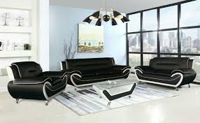 contemporary vs modern furniture. Modern Sofa Set, Black And White Color, High Density Seating, Metal Feet With Contemporary Vs Furniture