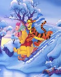 Image result for winter break winnie the pooh