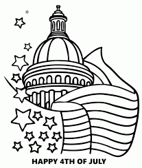Small Picture Patriotic Symbols Coloring Pages Coloring Home