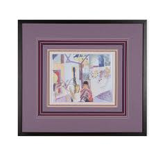 custom art frame