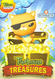 Octonauts Treehouse Octonauts TreehouseCreature Report The Octonauts Treehouse