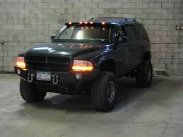 Dodge Dakota Light Bar Mounts Dodge Durango 4x4 Lifted Lets See Your Lifted Durangos