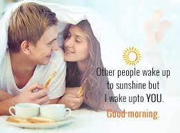 good morning messages for husband with