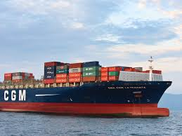 travel by cargo ship