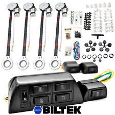 power window kit ebay Shoulder Harness at Universal Wire Harness With Electric Windows