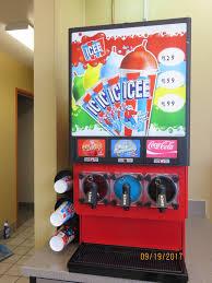 Vending Machines Fresno Cool ICEE Machine Yelp