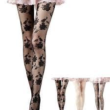 Women <b>Sexy Lace</b> Socks <b>Autumn</b> Winter Leg Stocking Ladies Rose ...
