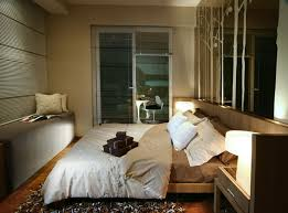 Studio Apartment Bedroom Exterior