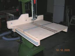 table band saw. when i owned a 14\ table band saw \