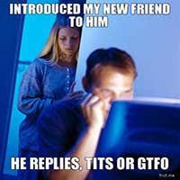 Internet Husband | Know Your Meme via Relatably.com