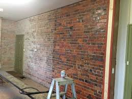 how to expose brick 7 steps with pictures wikihow sealing brick wall