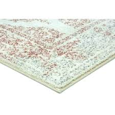 coral colored rug. Coral And Blue Rug Colored