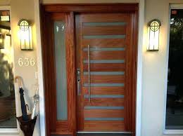 modern exterior doors image of contemporary exterior doors sidelight modern front doors with glass side panels