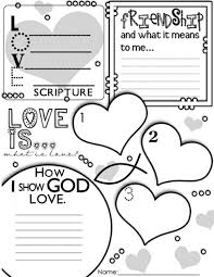 Happy Christian Home: Valentine's Day Resources for Children's ...