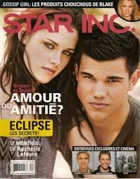 ... Taylor Lautner - Star inc. Magazine [France] (November 2009) ... - bcwj8w9upz909wpw