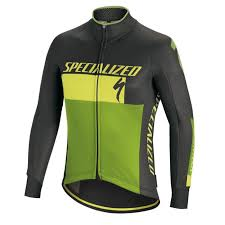 Specialized Element Rbx Comp Logo Jacket 2017 Green
