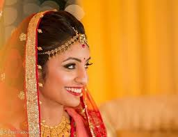 best bridal makeup artist in delhi picture