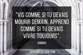 Citation De Gandhi Sur La Vie Et La Connaissance