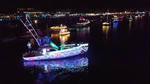 Dana Point Boat Parade Of Lights 2018 Dana Point 43rd Annual Boat Parade Of Lights 2017