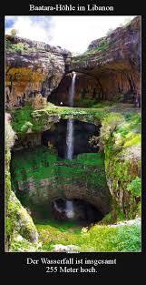 Baatara Höhle Im Libanon Lustige Bilder Sprüche Witze Echt Lustig