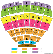 Starlight Theater Seating Chart Helzberg Hall Seating Chart