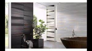 Badezimmer Fliesen Grau Design Youtube