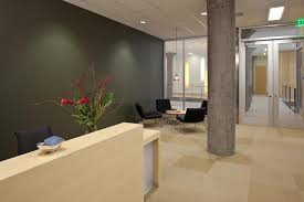 the first contact you make with a potential client is usually in the reception area a feeling your potential clients get when entering your building is calming office colors