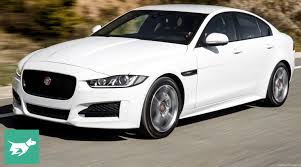 2016 Jaguar XE Review - YouTube