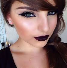 10 winter make up looks ideas for brown