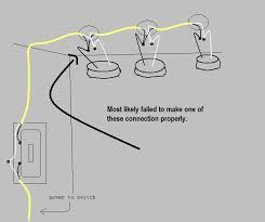how to wire two lights one switch diagram images wiring recessed lights switch wiring circuit diagrams