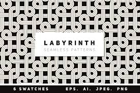 Labyrinth Patterns Best Design Ideas
