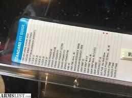 Safariland 578 Fit Chart Armslist For Sale Safari Land 578 Gls