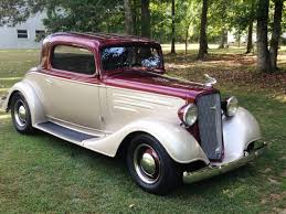 1934 Chevy 2-dr Coupe - $45,000.00 - by StreetRodding.com