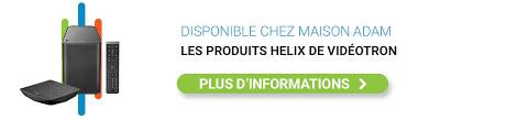 Salesperson lied about pvrs included. Helix Videotron Maison Adam